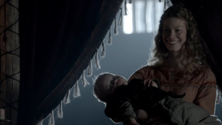 aslaug and Ivar
