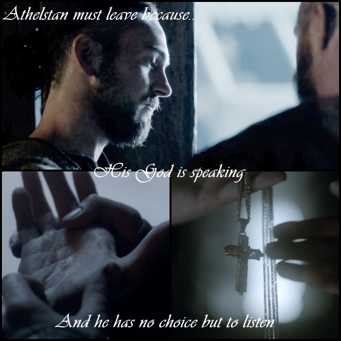 Athelstan must leave because