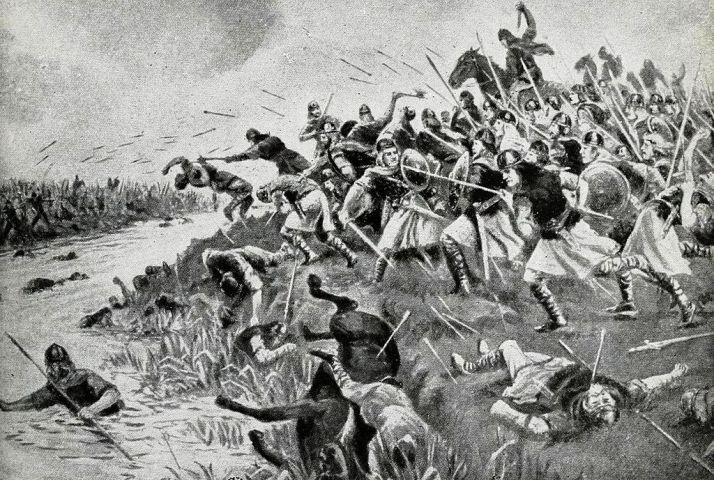 battle of Ellendun