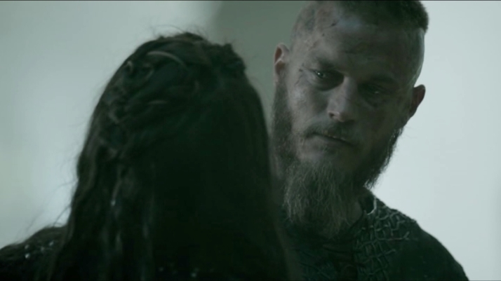 Does Ragnar believe her story or not?