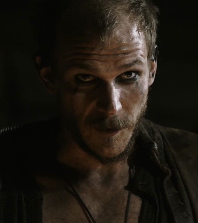floki delivers his message to haraldson