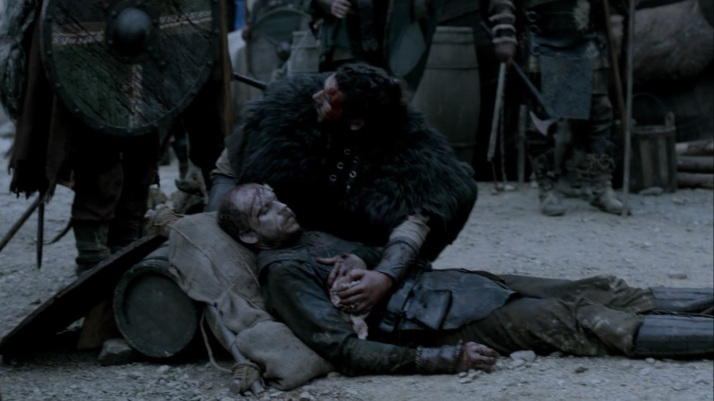 floki near death due to Rollo