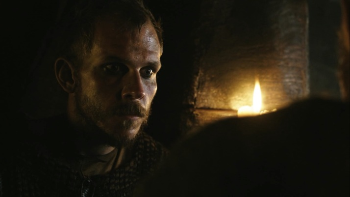 go to kattegat meet with earl and challenge him to personal combat with ragnar
