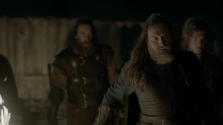 horik thinks he has won but he underestimates Ragnar and those loyal to him