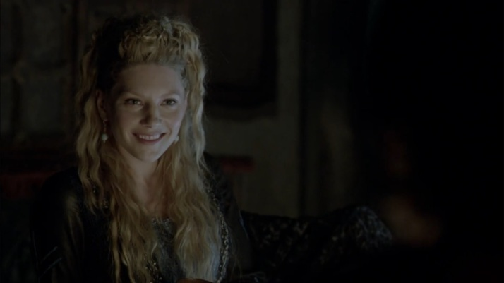 kalf says I have nothing to offer. Lagertha:   Let me be the judge of that