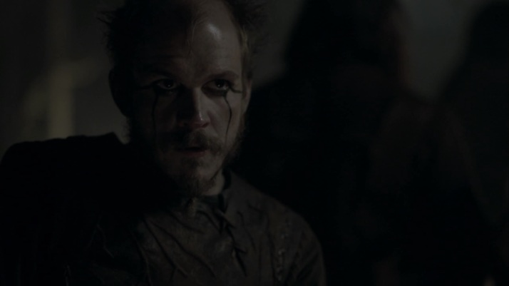 kill someone someone who matters Floki thinks about what he must do