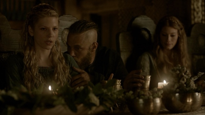 lagertha does not fall for it