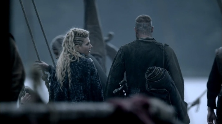 lagertha is much too close for comfort