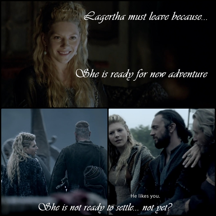 lagertha must leave because