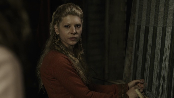 lagertha thinks Ragnar is in danger from himself