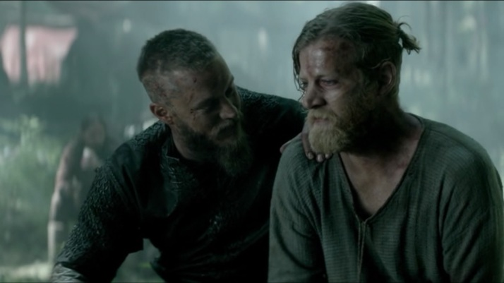 Ragnar to torstein  May Freya lie with you tonight and take care of you