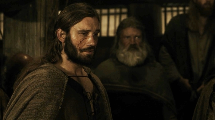 Rollo is blunt and has little tact at Tostig's oath of from this day forward he replies well it won't be too long then
