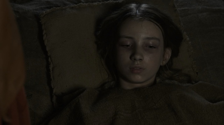 sweet young gyda falls ill