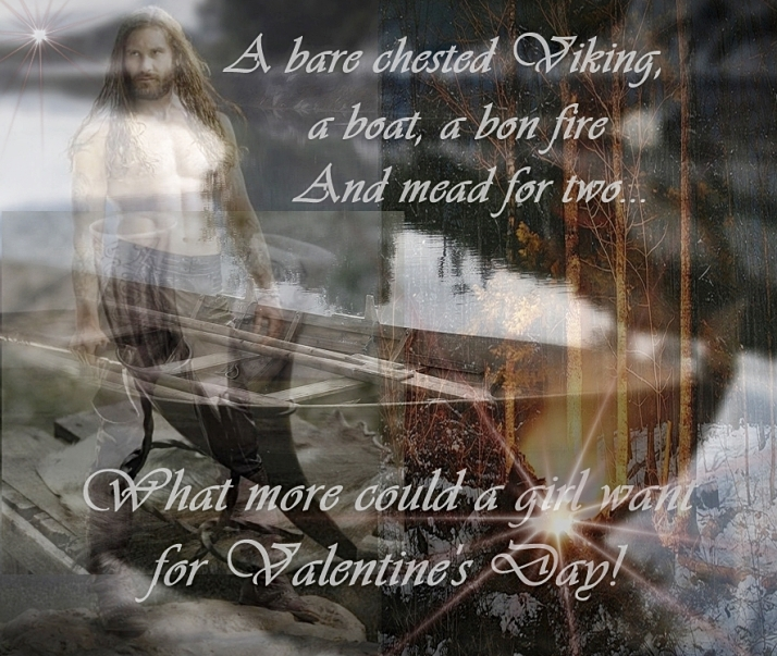 Valentine's day from Rollo