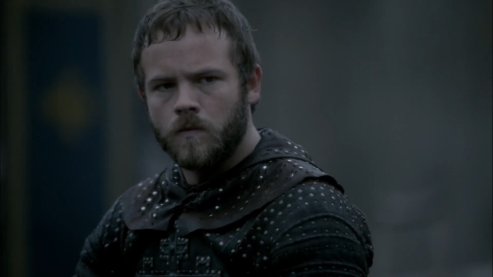 Aethelwulf casts judith an evil look  I'll deal with you later