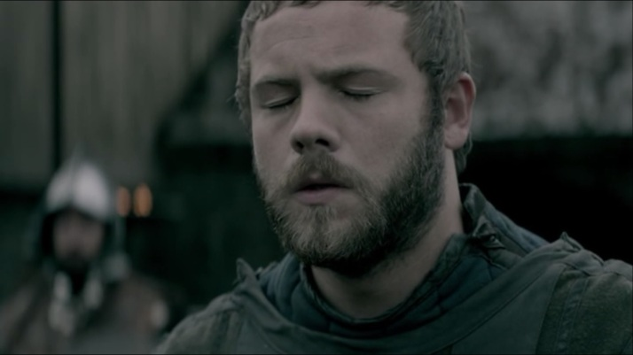 aethelwulf looks like he has been the tortured one