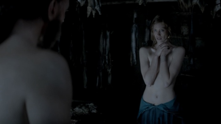 Aslaug makes her choice