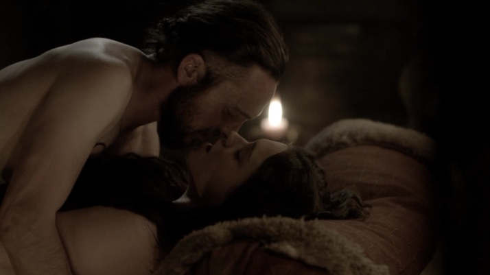 Athelstan and Judith ignore their responsibilities and give in to their own desires