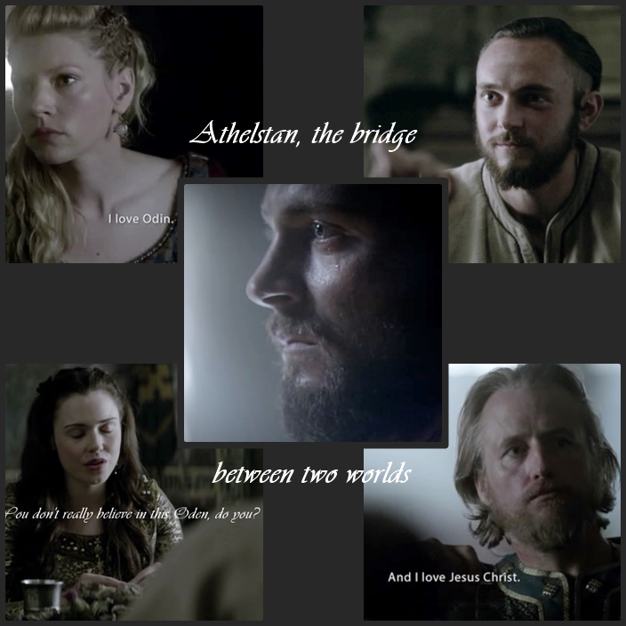 Athelstan the bridge between two worlds