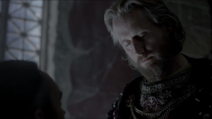 ecbert is disappointed with athelstan's decision