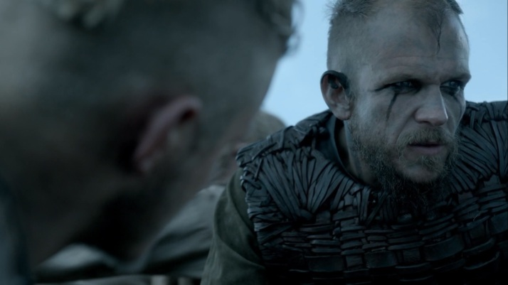 floki no you're right it's some one else's fault  it is that priest's fault he is the cause for all of this