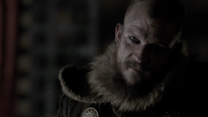 floki puts the blame on athelstan