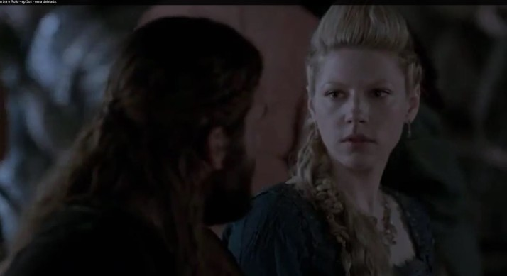 Lagertha, nything to do with you I care about