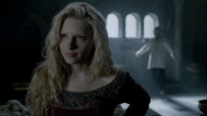 Lagertha shows her independance
