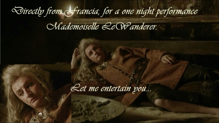 mademoiselle LeWanderer