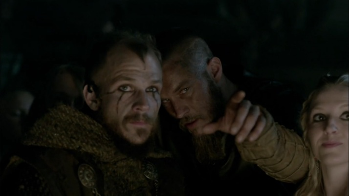 Paris Floki  The Gods want us to attack Paris
