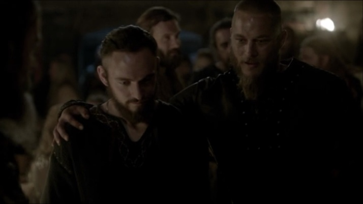 ragnar comes to the rescue