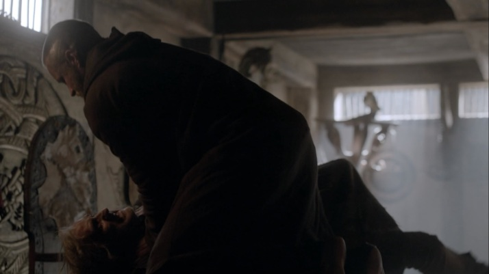 ragnar kills the survivor and sends him to his family and the gods.