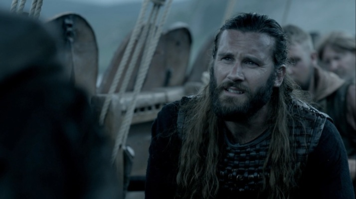 rollo comes to better understanding of Ragnar's thoughts