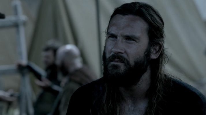 rollo watches floki leave and tries to figure his friend out