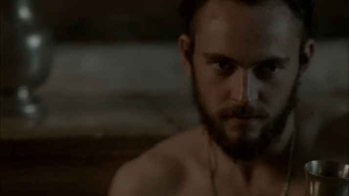 Uhhh Athelstan it's time for you to leave as well unless you want lessons?