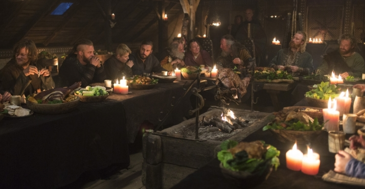 viking feast