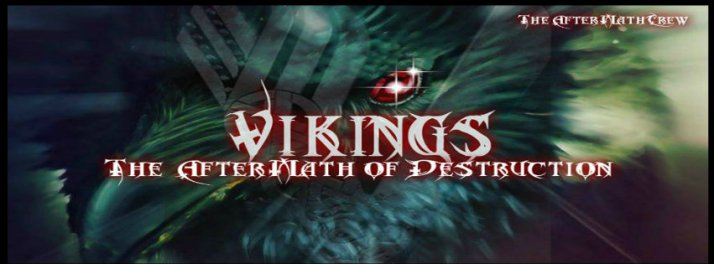 Vikings Aftermath banner