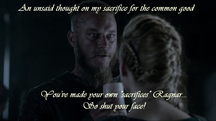 Yes as did you Ragnar so shut your face2