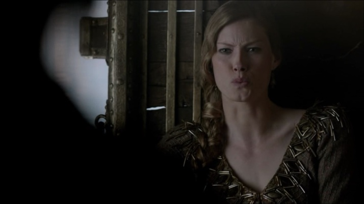 aslaug I may admit your christ is a god but even so our gods are greater