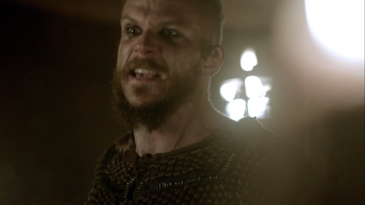 but it made no difference you thought oh it's just floki
