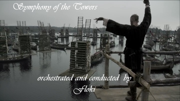 floki conducts the symphony of the towers
