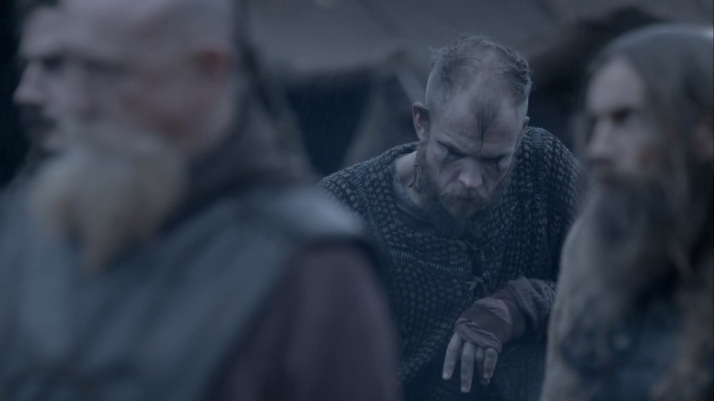 floki expresses his own pain at the news