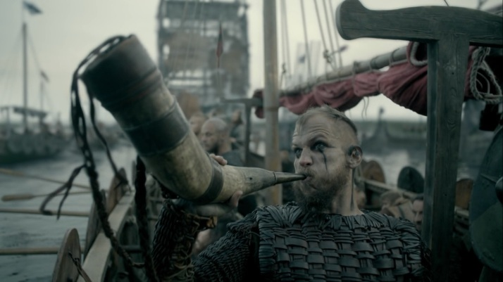 Floki gives his signal