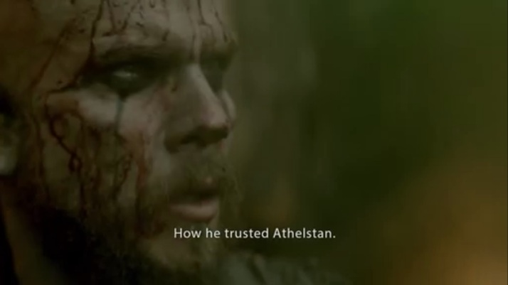 floki how he trusted Athelstan