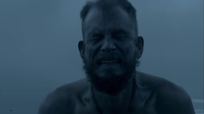 Floki is completely broken now as Helga walks away