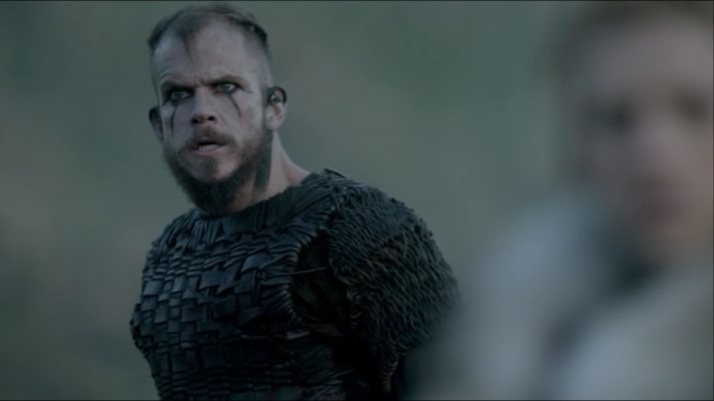 floki is furious at this betrayal of their gods on Ragnar's part