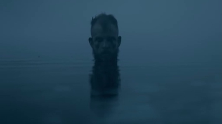Floki's turn for the water