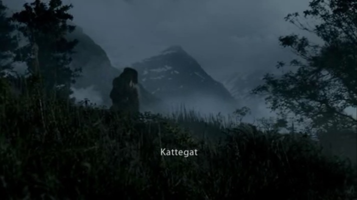 in Kattegat someone is wandering