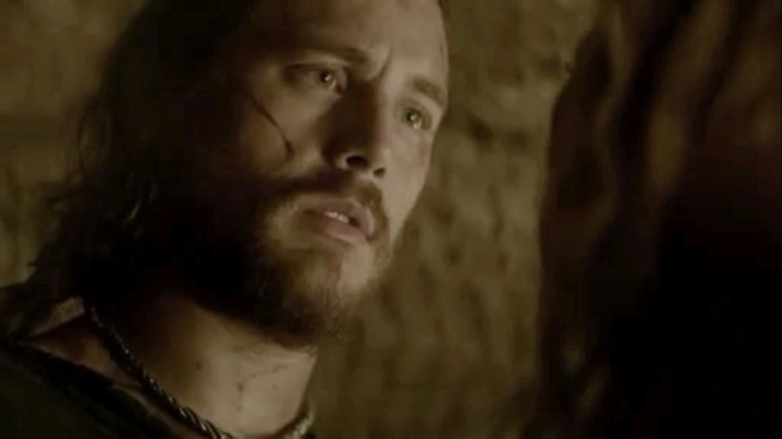 Kalf : I could have let you die  Lagertha asks what if I accept what you have to say?
