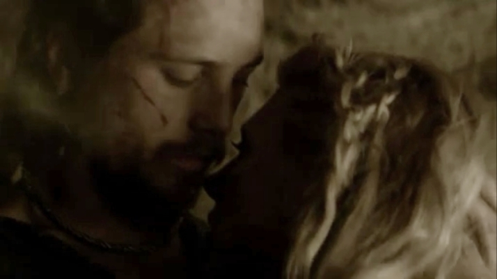 Lagertha if you accept that condition then let us be together and enjoy each other